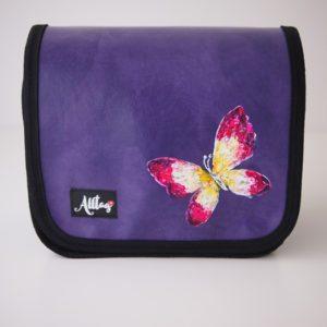Alltagtasche_Schmetterling handgemalt