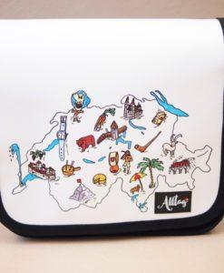 Alltagtasche-Schweizer-Kollektion-Handmade-Handtasche-Wappen-mittel