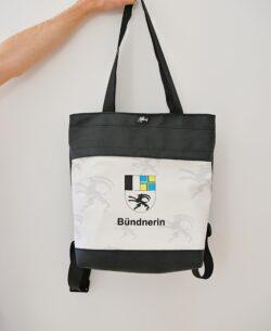 Alltagtasche Rucksacktasche Bündnerin